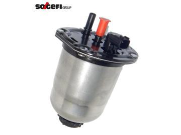 Así son los filtros diésel para vehículos comerciales  SOGEFI  PURFLUX